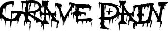 Grave Pain Font