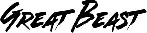 Great Beast Font