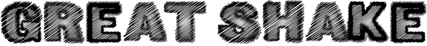 Great Shake Font