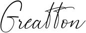 Greatton Font