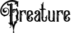 Greature Font