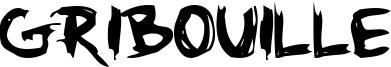Gribouille Font
