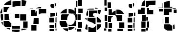 Gridshift Font