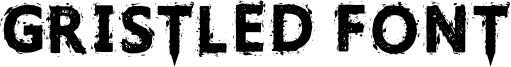 GristledFont-Regular.otf