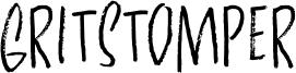 Gritstomper Font