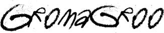 Gromagroo Font