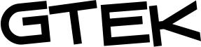 Gtek Font