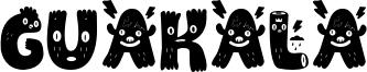 Guakala Font