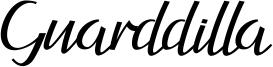 Guarddilla Font