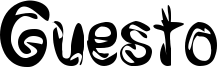 Guesto Font