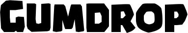 Gumdrop Font