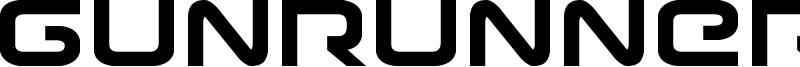 Gunrunner Font