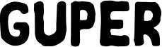 Guper Font