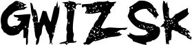 GwizsK Font