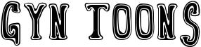 Gyn Toons Font