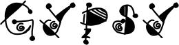 Gypsy Font
