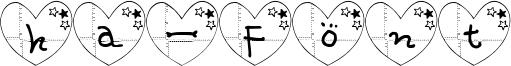 ha-Font Font