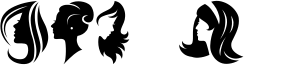 Haircut Font