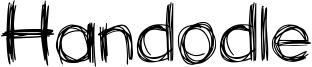 Handodle Font