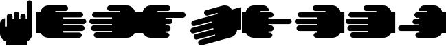 Handyfont Font