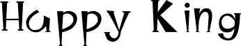 Happy King Font