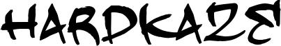 Hardkaze Font