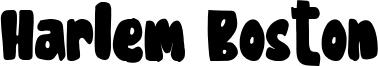 Harlem Boston Font