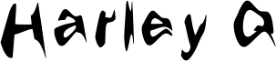 Harley Q Font
