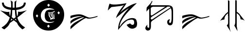 Harpers Font