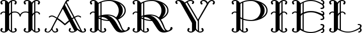 Harry Piel Font