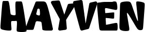 Hayven Font