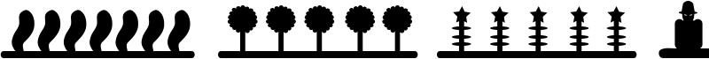 Header Ornament Font