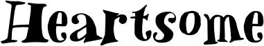 Heartsome Font