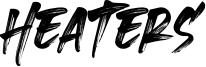 Heaters Font