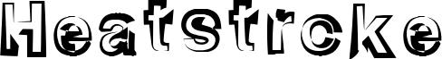 Heatstroke Font