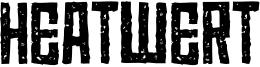Heatwert Font