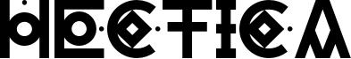 Hectica Font