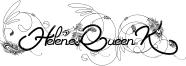 Helene Queen K Font