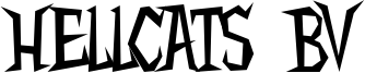 Hellcats BV Font