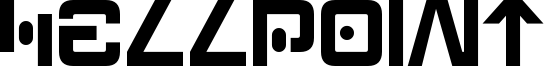 Hellpoint Font