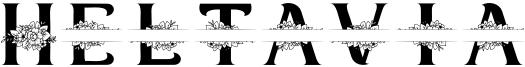 Heltavia Font