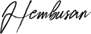 Hembusan Font
