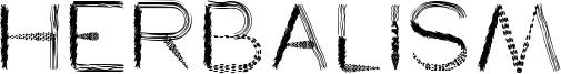 Herbalism Font
