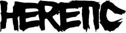 Heretic Font