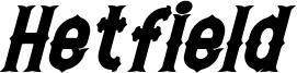 Hetfield Bold Italic.otf