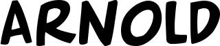 Arnold Font