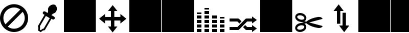 Heydings Controls Font