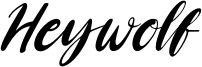 Heywolf Font