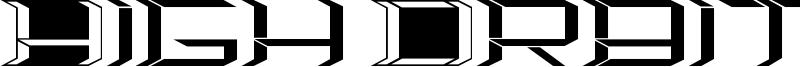 High Orbit 2 Font