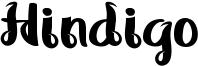 Hindigo Font